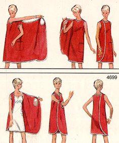 wrap dress sewing - Google-Suche