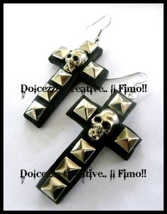 fimo cross