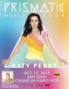 """En Nouvelle D' Spa nos sentimos orgullosos de los éxitos alcanzados por Re:create Group, en particular lo que será el mejor concierto del año: Katy Perry en Puerto Rico """"THE PRISMATIC WORLD TOUR"""" el 12 de octubre de 2015 en el Coliseo de Puerto Rico. ¡Será una noche inolvidable!"""