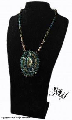 Азы вышивки украшений бисером — Бисерный Дайджест