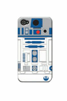 STAR WARS - Coque iPhone 4 R2-D2