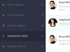 HipChat Redesign by Connor Murphy