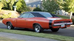 Amazing Survivor: 1970 Dodge Charger R/T…