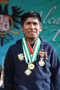 Nairo Quintana. Ciclista y orgullo Colombiano.