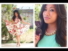 Summer Lookbook and Haul Collab with Melmphs!