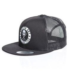 BOH Mesh Snapback Hat - Sullen Clothing