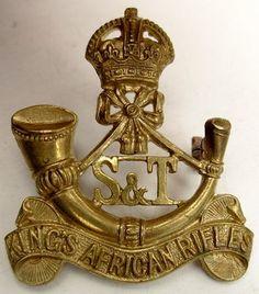 KAR Supplies & Transport WW2 Badge