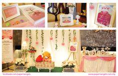 Shuen & Ivy Wedding - Paper & Angels | Your Decoration Partner
