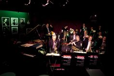 There's a tradition in many New York City jazz clubs: Monday nights are reserved for big bands. The Village Vanguard, the most storied of clubs, has observed this practice since 1966. Hear a live concert recording from the powerful house ensemble.