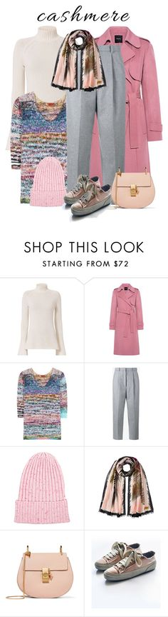 """""""tenderness and warmth"""" by peeweevaaz ❤ liked on Polyvore featuring Christopher Fischer, Theory, Missoni, Acne Studios, The Elder Statesman, Emilio Pucci, Chloé, WithChic, outfit and polyvoreeditorial"""