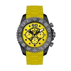 Reloj Bultaco Speedcity Yellow Grey 98fcd3f6756e