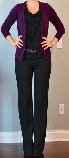 Trendy Business Casual Work Outfits For Woman 13  Like the ones with pants but no jeans allowed at work