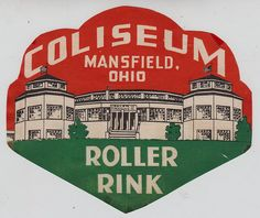 vintage OHIO - Mansfield