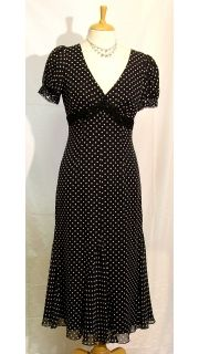 1940s tea dress gorgeous