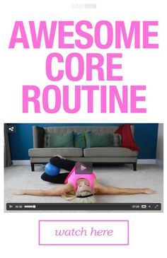Here is the best routine you need to try to get a rockin' core.
