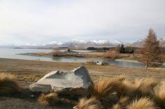 https://flic.kr/p/qSSFHy | 뉴질랜드 선한 목자의 교회 : Good Shepherd Church of New Zealand | 뉴질랜드 남섬에서 본 작은 교회.