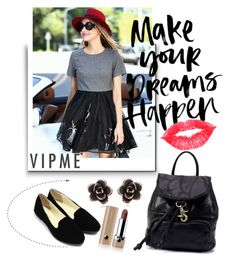 """""""VIPME 17"""" by melisa-hasic ❤ liked on Polyvore featuring Marc Jacobs, women's clothing, women, female, woman, misses, juniors and vipme"""