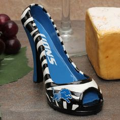 Detroit Lions Shoe Bottle Opener