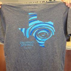 Men's Dripping Springs Vodka t-shirt. $15 Available at: http://drippingspringsvodka.com/index.php/store/ #vodka #texasvodka #tshirt