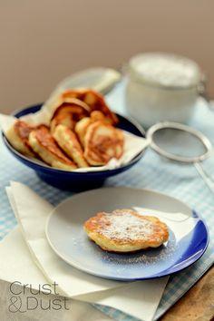 Crust and Dust - Kulinarny Blog Roku 2012. Przepisy kulinarne: Racuchy drożdżowe