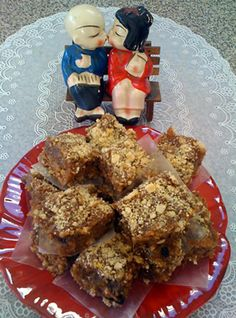 Vegetarian Dessert. Healthy Raw Energy Bars - No cooking necessary. http://www.vegetarianyums.com