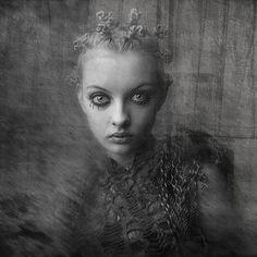 Shooting Film: Impressive Black and White Portrait Medium Format Film Photography by Wiktor Franko
