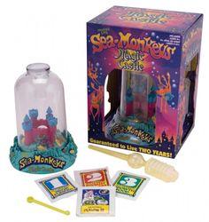 MyKidsAdventure.com - The Amazing Live Sea Monkeys Magic Castle, $14.99 (http://www.mykidsadventure.com/the-amazing-live-sea-monkeys-magic-castle/)