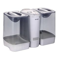 The from Optimus is a gallon warm mist humidifier with wicking vapor system. Automatic shut off when tank is empty. Operates up to 12 hours on high. Steam Humidifier, Warm Mist Humidifier, System Kitchen, Contemporary Cabinets, Aroma Diffuser, Heating Element, Mold And Mildew, Home Kitchens, Mists