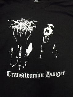 e3cfb3ef861 DARKTHRONE transilvanian hunger BACK PATCH by LordOfTheLeftHand Back Patch