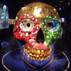 Crâne - Niki de Saint Phalle