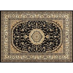 World Rug Gallery Nova Collection Floral Rug Runner - 2'7'' x 7'10''