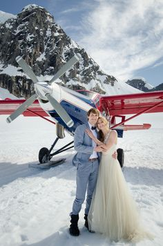 Photographer Captures The Beauty Of Love In Denali National Park