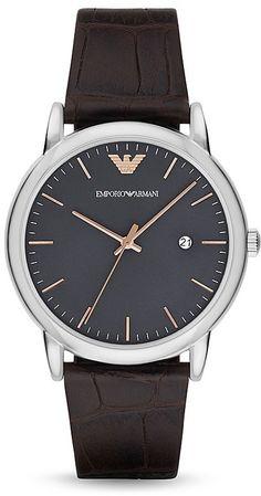 45f2e77d8077 Emporio Armani Luigi Watch
