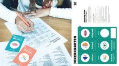 Klik en print Jokerkaarten bij spreekoefening