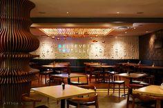 Studio A Signature Projects / Johannesburg, South Africa. News Cafe Newtown / Bar & Restaurant Design