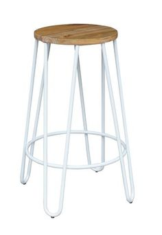 Contemporary and modern stools to suit every need and budget. On trend items, that will make your space, one of a kind. Kitchen Stools, Bar Stools, Modern Stools, Hairpin, Your Space, Make It Yourself, Contemporary, Furniture, Home Decor