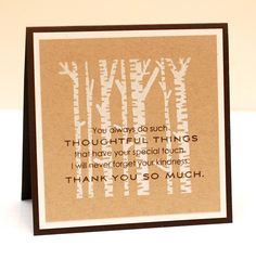 *** looking for - Papertrey Ink Birch Forest  CFC09 - Kryssi Ng by Kryssi Ng, via Flickr