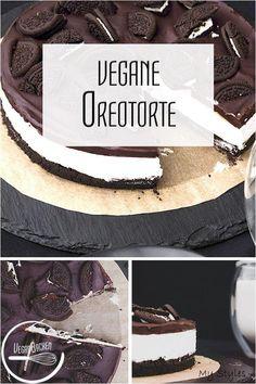 Biscuit Oreo, Oreo Biscuits, No Bake Desserts, Easy Desserts, Dessert Recipes, Cake Recipes, Health Desserts, No Bake Oreo Cake, Oreo Torte
