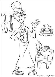awesome ratatouille-14 coloring page Check more at http://www.mcoloring.com/index.php/2015/11/01/ratatouille-14-coloring-page/