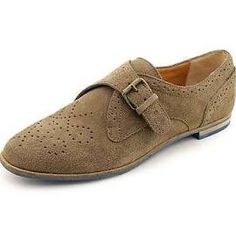 Dv By Dolce Vita Mello Womens Size 7.5 Brown Suede Oxfords Shoes - No
