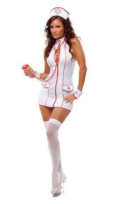 71c969af50b Starline Frisky Nurse Costume Women s Costume - Nastassy