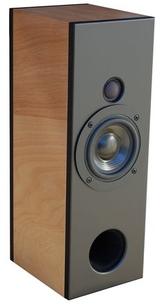 The Role Audio Canoe is a high end loudspeaker designed for 'close-up' near field listening.