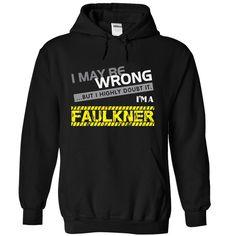 I am a FAULKNER ! Lol