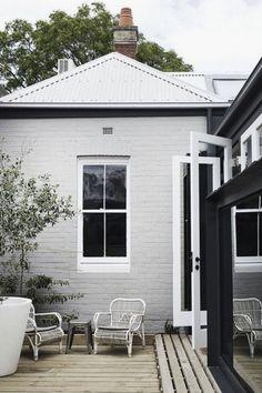 Dulux exterior paint ideas, ideas about dulux exterior . House Exterior Color Schemes, Exterior Paint Colors For House, Grey Exterior, Paint Colors For Home, Modern Exterior, Exterior Colors, Exterior Design, Dulux Exterior Paint Colours, Traditional Exterior