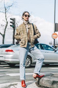 PFW-Paris_Fashion_Week_Fall_2016-Street_Style-Collage_Vintage-Irina_Lakicevic-Celine-1
