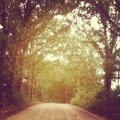 {take the back roads}