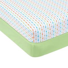 Garanimals Set of 2 Full-Size Fitted Crib Sheets, Available in Multiple Patterns