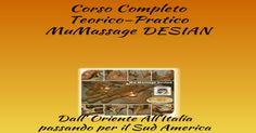 SARDEGNA MASSAGGI ARTE OLISTICA & BENESSERE È LIETA DI PRESENTARE NEL 2017 NELLE SUE SEDI IGLESIAS-ORISTANO IL NUOVO CORSO MU MASSAGE DESIAN.  Info scuolamassaggio@hotmail.it Cell.328 2760580 Sito: www.sardegnamassaggi.com Pagina Facebook: https://www.facebook.com/Sardegna-Massaggi-Arte-Olistica-401849270009108/ Evento Facebook: https://www.facebook.com/Sardegna-