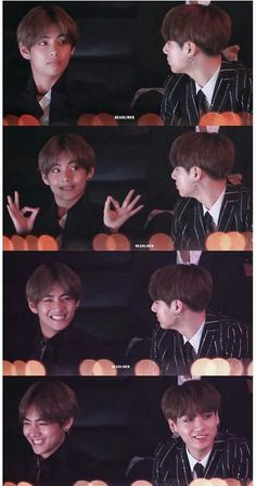 Read 😍😍😍😍😍 from the story Memes vkook/kookv by littlecatsma (Vettancourt) with reads. Taekook, V Bts Cute, I Love Bts, Foto Bts, Bts Jungkook, Bts K Pop, Vkook Memes, Bts Pictures, Photos