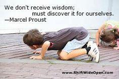 Marcel Proust wisdom